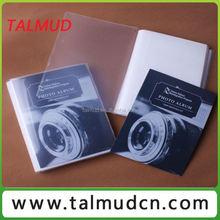 High Quality wholesale silk cover photo album