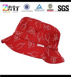 Freee pattern children bucket hat kids hat