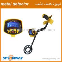 Di terra in profondità alla ricerca del metal detector a lungo raggio, rilevatori 3010ii