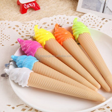 0.38mm icecream shape pen gel gel ink pen