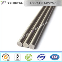 45Cr14Ni14W2Mo Stainless Steel Round Bright Bar ASTM A276 -YC Metal