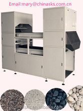 2048 pixel camera,best quality,Intelligent,LED light,mineral color sorter machine with CCD camera