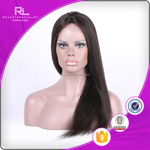 Large supply best price brazilian hair high ponytail full lace wigs