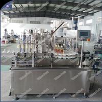 Agave juice filling machine