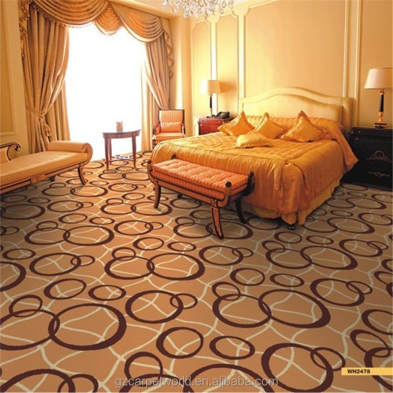 Room Plastic Floor Carpet Rugs For Hotel