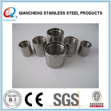 SAE 90 flare 3/4 inch stainless steel pipe sleeve