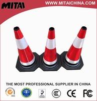 70cm Cheap Rubber Road Traffic Cone