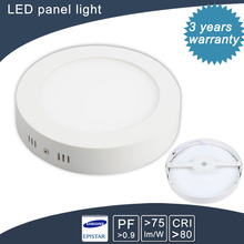 hot selling low price led round panel light Zhong shan supplier