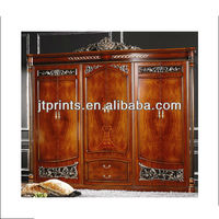 Top Quality wood water transfer decal for furniture
