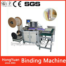 Semi-Automatic Double Wire O Binder ( Binding ) Machinery and equipment