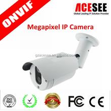 Cost effective array ir led 3.6mm lens Ambarella IP Camera 1080P