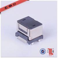 rj45 8p8c cat7 ftp modular plug rj45 jack/plug/socket