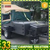 Custom Camping Folding Trailer Used with Camping Trailer Tent