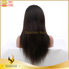 20inch Long straight Remy hair lace front wigs Aliexpress Cheap 100% remy hair lace front wigs