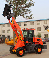 ZL18 Front End Fork Auto China Articulated Mini Wheel loader for sale