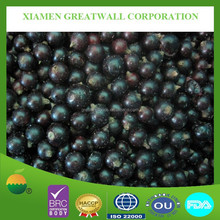 Cultivated frozen black currant