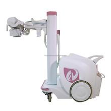 v100 HD Medical radiography department Mobile X-ray Equipment 200ma digital mobile x ray machine x ray room
