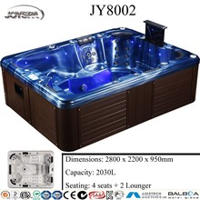2015 new outdoor 6 person outdoor spa water pump spa filter spas swim pools accessories