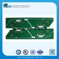 94v0 FR-4 GOLD Double-Sided Automobile PCB electronic circuit board
