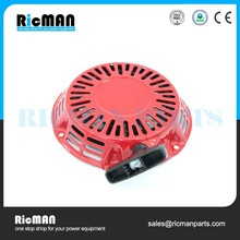recoil starter for generator, 5.5hp, 6.5hp, 13hp, 168f, 173f, 188f, GX120, GX160, GX390 Recoil Starter Assy/Assembly