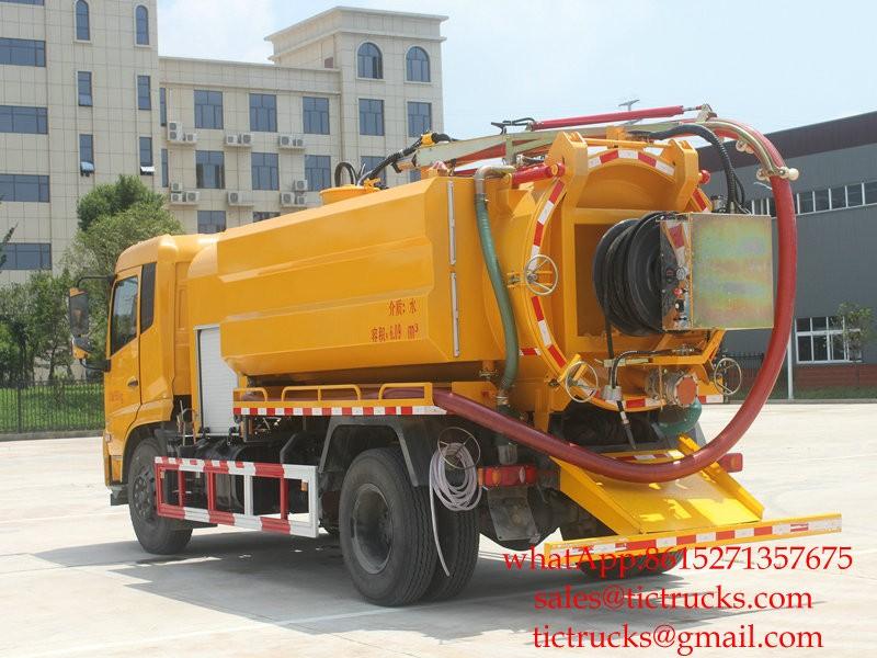 sewerage jetting tank Truck -09-sewerage jetting tanker.jpg