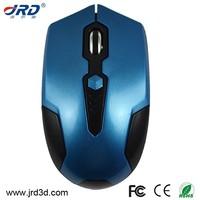 ergonomic design optical 4d wireless mouse for desktop / laptop