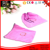 Hello Pink Natural Pink Color Nylon Material draw string bags small