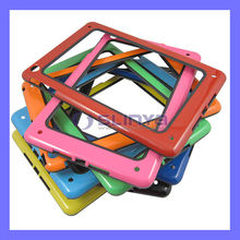 High Protection Plastic Front Bumper for iPad Mini Frame