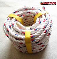 4 strands polypropylene rope