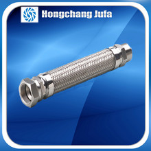 2.5 inch wearable threaded joint flexible metal hose tube pipe