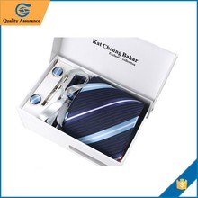 Best quality most popular boxed mens poly neckties