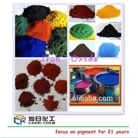 factory price of purity 98% bitum powder granular iron oxide