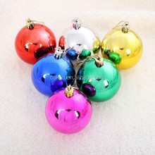 Various design Christmas ball mini christmas tree wholesale shatterproof christmas ball ornaments