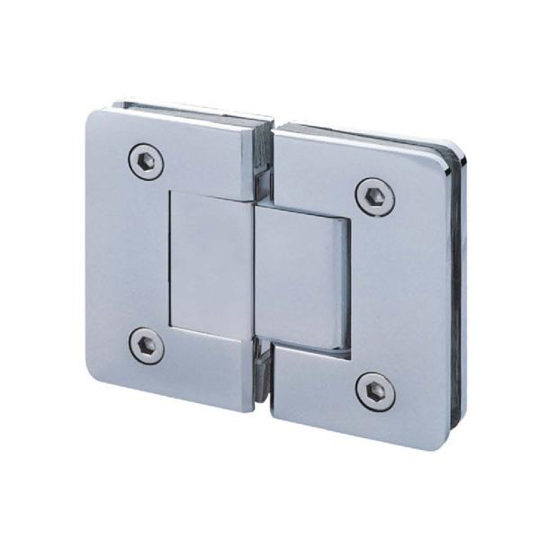 180 grados para puertas de cristal vidrio a vidrio de ba o for Puertas 180 grados