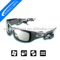 Hidden DVR Sunglasses Camera with Mp3 Function