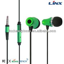 2015 cheap and good quality earpiece noise cancelling earphones best in ear earphones