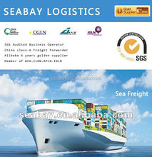 Door to Door sea freight to Melbourne ,Australia from Shantou