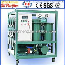 2012 the new BZ transformer oil regenerator