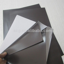 PVC caoted whiteboard magnet sheet with 0.3 thickness