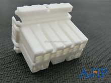 12 pin female male auto battery terminal connectors of PA66 PBT for cars