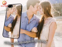 Custom made printed cell phone cover