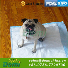 High absorption dog paw placemat
