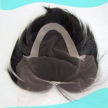 High Quality Lace Base Mens Full Human Hair Wig