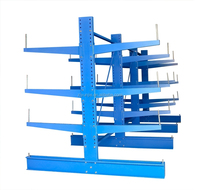 China Supplier Industrial Cold Storage Cantilever Rack Shelf System for Pipe and Long Object