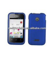 rubber case for Huawei Prism II case hard plastic case for Huawei U8686