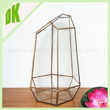*** geometric shape ** Can be used as a flower vase or to serve olives, candy or snacks chinese glass antique lead crystal vases