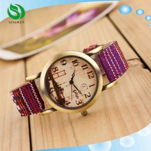 Europe and America Fahsion Trend Hot Sale Cowboy Watchrs