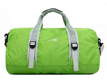 Quality guarantee top quality fashion colorful polyester travel tote bag Multifunction Travel packages
