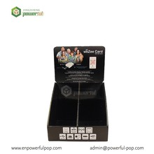 2 Cells Counter Display Box Paper Box For Souvenir Wholesale