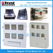 multi-cavities SMC electricity meter box mould manufacturer in Huangyan